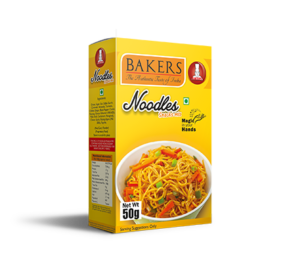 Noodles Masala Snack Mix 50g Box & 15g Pouch, 1 Kg & 500g Industrial Pouch